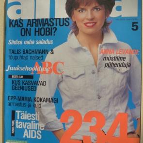 Anna / Mai 2001