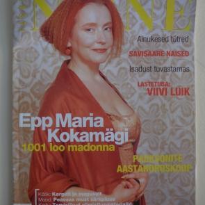 Eesti Naine / Jaanuar 2002