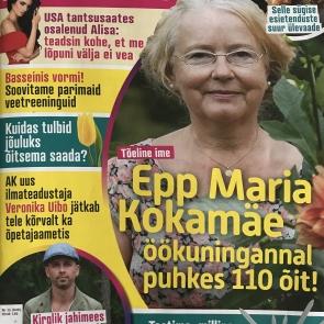 Naisteleht / 19. september 2018
