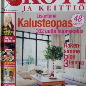 Koti ja Keittiö / 1-2 2003