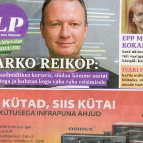 Eesti Päevaleht LP / 14. jaanuar 2017