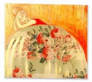 Flower Dress I