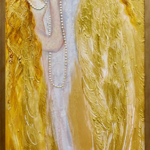 Wind in Angels hair